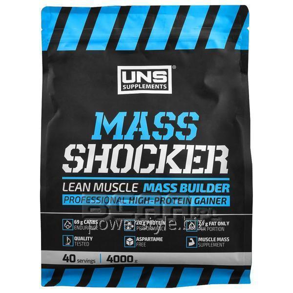 Купить Гейнер Mass Shocker (4 кг)