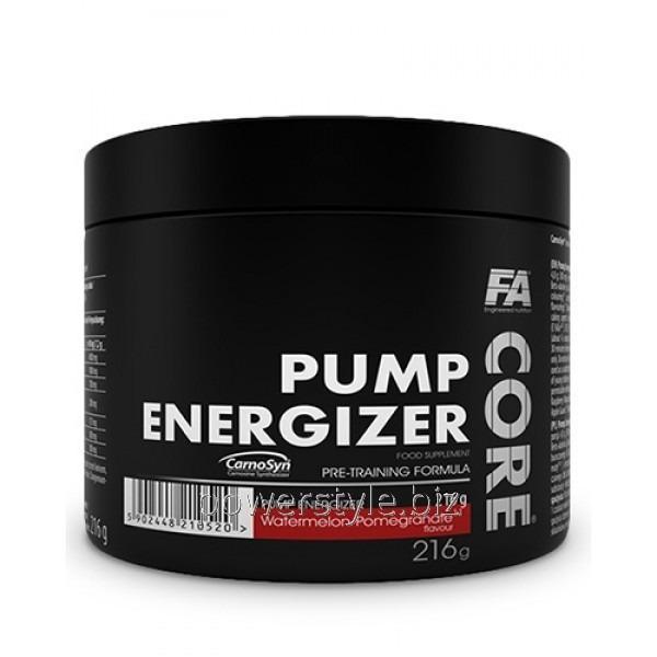 Купить Cмесь Pump Energizer (216 грамм)