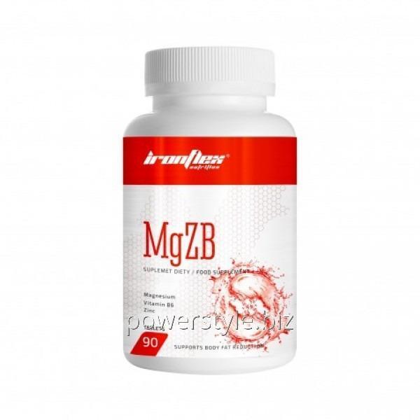 Минералы MgZB (90 капсул)