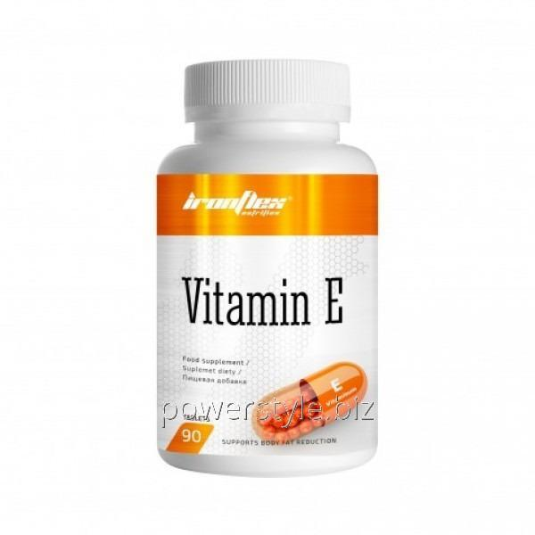 Минералы Vitamin E (90 капсул)