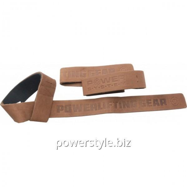 Кожаные лямки LEATHER STRAPS PS-3320