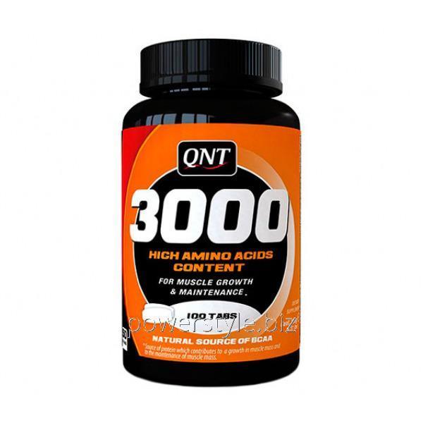 Аминокислота AMINO ACIDS 3000 (100 таблетс)
