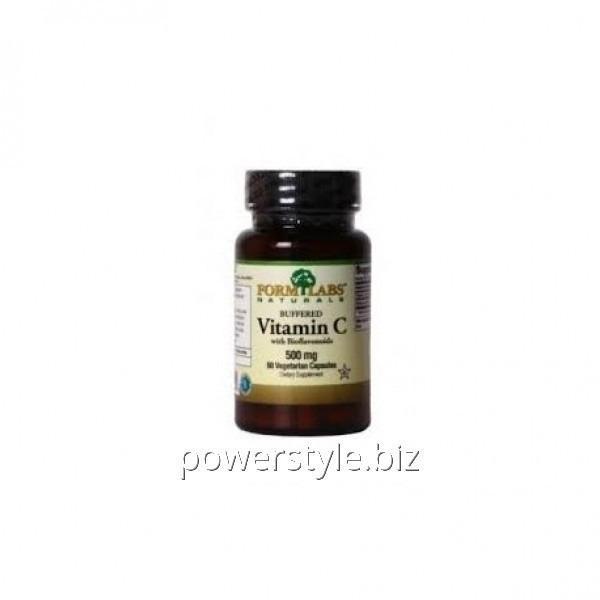 Минералы Vitamin C 500 (60 капсул)