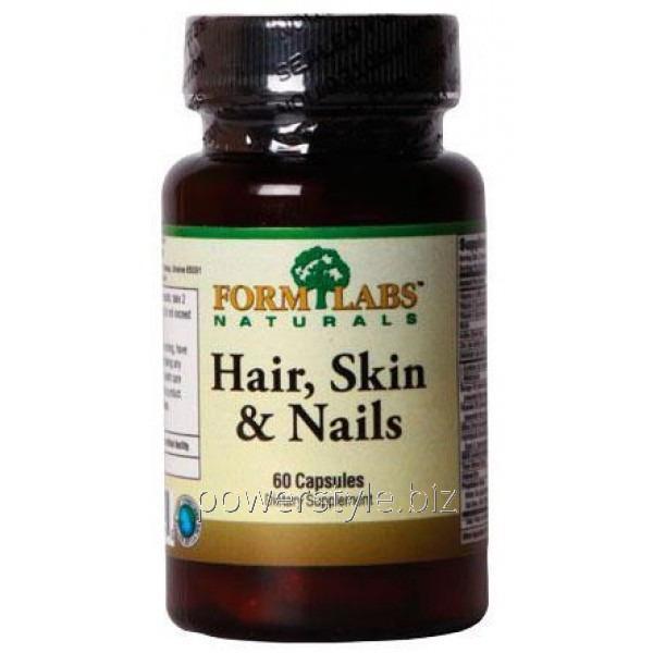 Минералы Hair, Skin and Nails (60 капсул)
