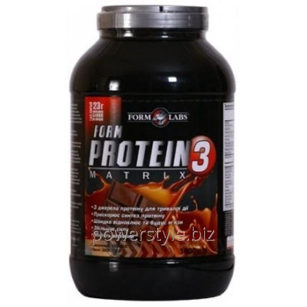 Протеин Form Protein Matrix 3 (3 кг)
