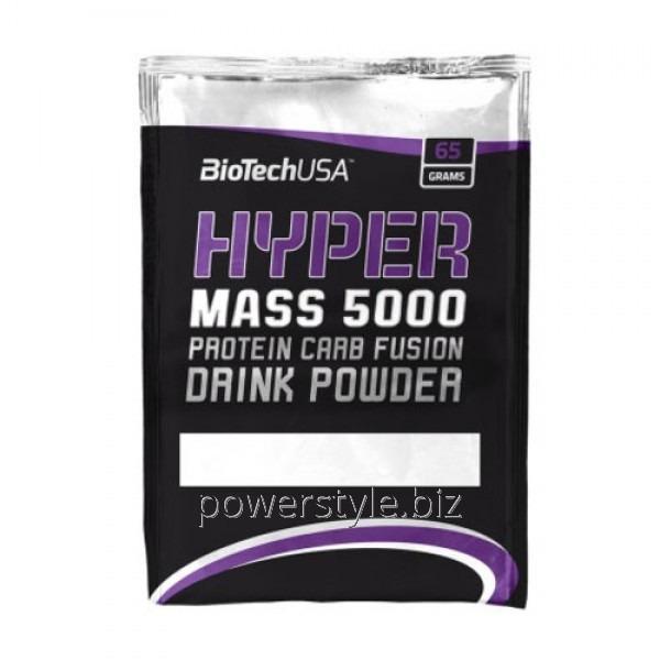 Гейнер Hyper Mass 5000 (65 грамм)