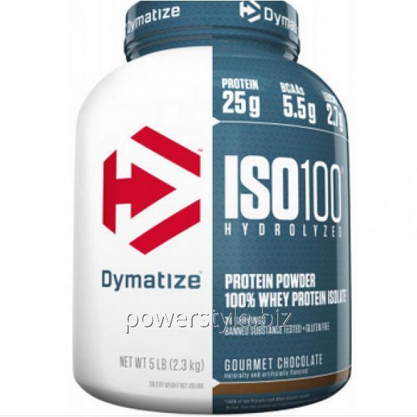 Протеин ISO 100 (2.3 кг)