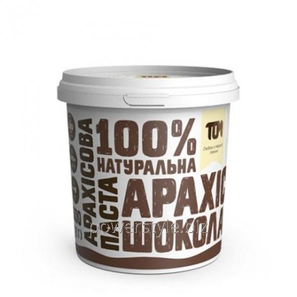 Арахисовая паста С ШОКОЛАДОМ (500 грамм)