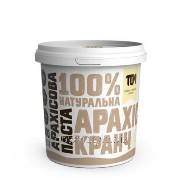 Купить Арахисовая паста КРАНЧ (500 грамм)