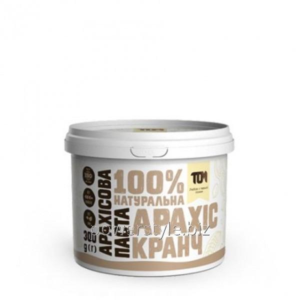 Купить Арахисовая паста КРАНЧ (300 грамм)