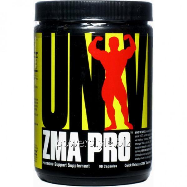 Добавки для спортсменов ZMA PRO (90 капсул)