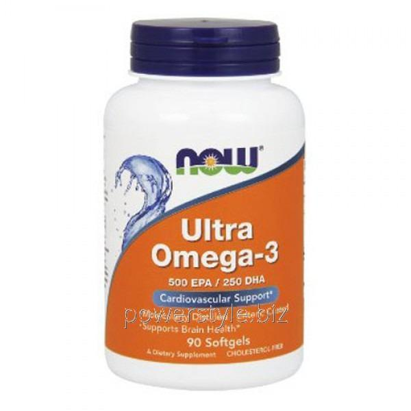 Минералы Ultra Omega-3 (90 капсул)