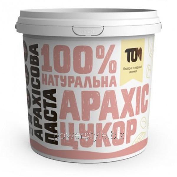 Купить Арахисовая паста СЛАДКАЯ (1000 грамм)