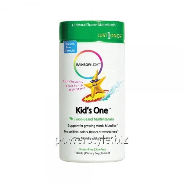 Купить Минералы Kid's One 30 chewable tablets