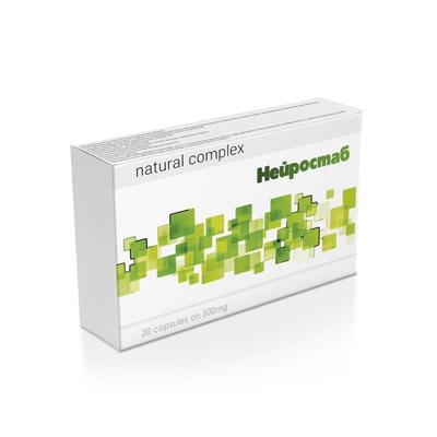 Vásárolni Neurostabil - kapszula stressz