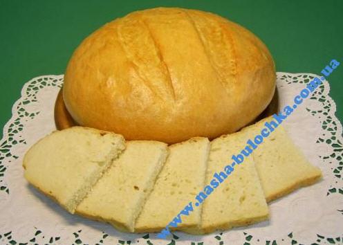 Купить Хлеб белый пшеничный подовый