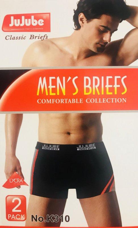 Купить Трусы мужские боксёры хлопок JuJuBe размер XL-4XL(46-52) 310