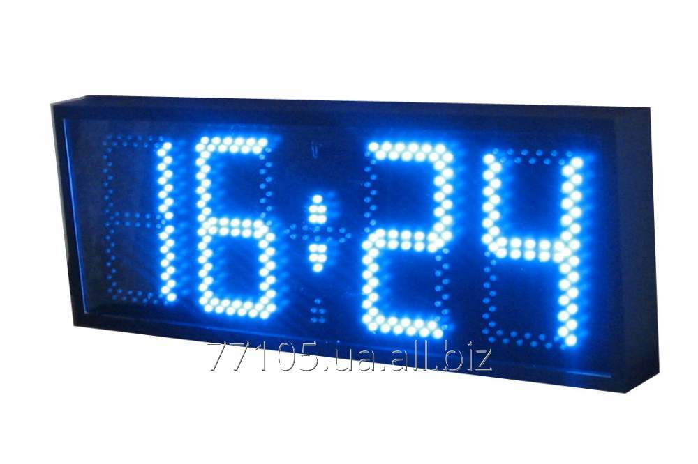 Электронные часы фасадные купить в Киеве 80ea3ec80fe