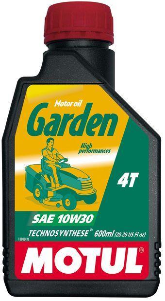 Купить Масло 10w30 для малой сельскохозяйственной техники MOTUL GARDEN 4T SAE 10W30 (0.6L)