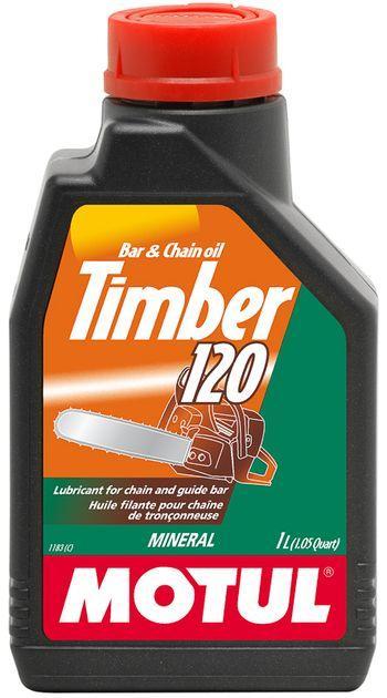 Купить Смазка для цепей бензопил Motul Timber SAE 120 (1L)