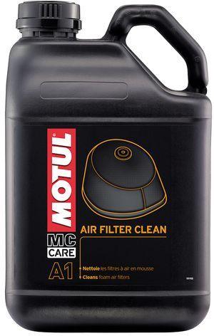 Купить Средство для очистки всех типов воздушных поролоновых фильтров. Motul A1 AIR FILTER CLEAN (5L)