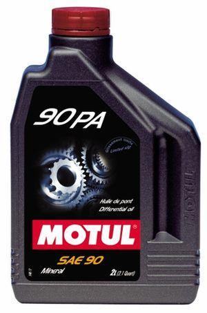 Купить Трансмиссионное масло для дифференциалов Motul 90 PA SAE 90 (2L)