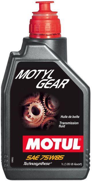 Купить Масло трансмиссионное 75w85 для МКПП Motul MOTYLGEAR SAE 75W85 (1L)