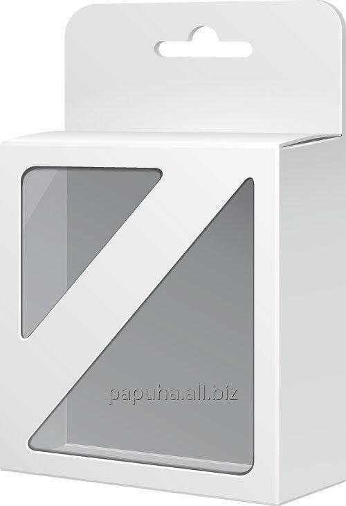 Купить Коробка для гаджетов с прозрачным окном