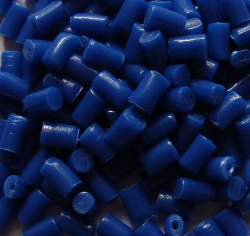Купити Поліетилен низького тиску вторинний - ПЕНТ 277 синій