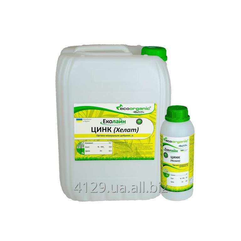 Buy Ecoline Zinc fertilizer (nitrogen of 2,8%, zinc of 6,6%)