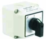 Переключатель кулачковый типа ПКП ИЕК 16А, 25А, 32А, 1-0-2