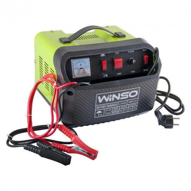 Купить Пуско-зарядное устройство WINSO 139600, 950Вт 45А/старт 130А 12/24V стрелка инд
