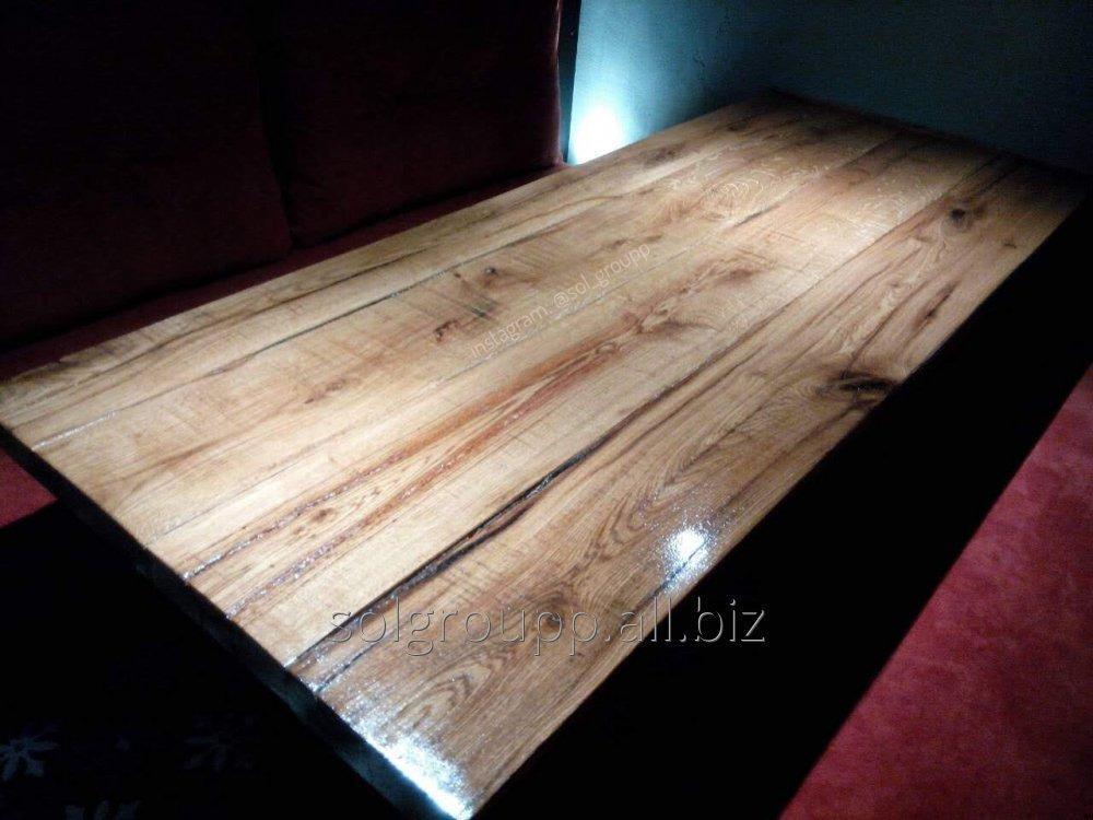 Купить Стол из ретро древесины