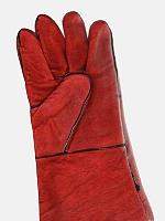 Перчатки краги для сварщиков
