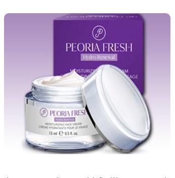 Buy Peoria Fresh (Peoria Fresh) - Anti-Wrinkle Cream