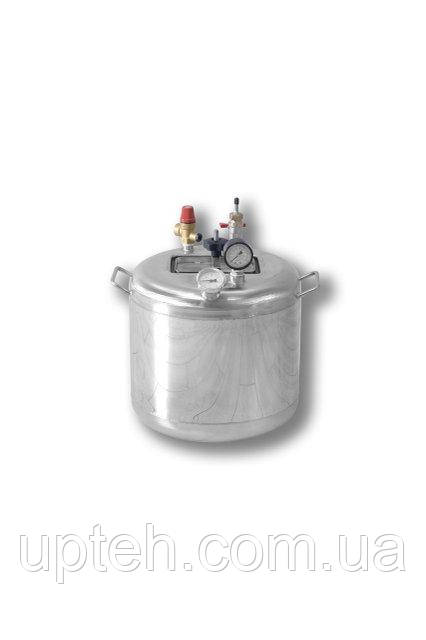 "Buy AUTOCLAVE HOUSEHOLD FIRE ""GMD 16"" (stainless steel)"