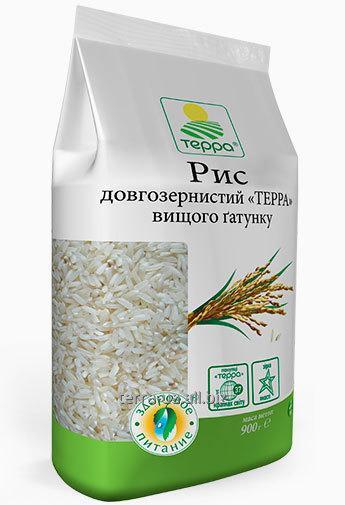 Buy Rice long grain premium grade, 900 g