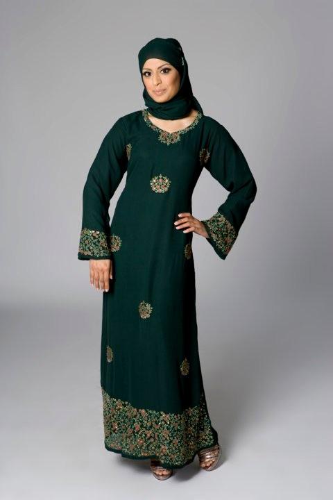 Абая халидж. Мусульманський жіночий одяг купити в Київ 7b78afc9ad574