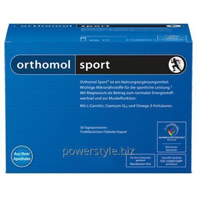 Витамины Orthomol Sport