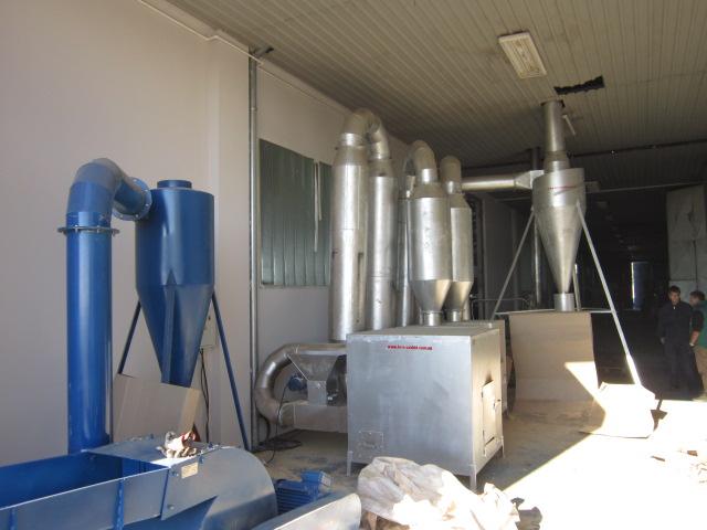 Купить Линия производства Брикет в Сербии 320-340 кг/ч