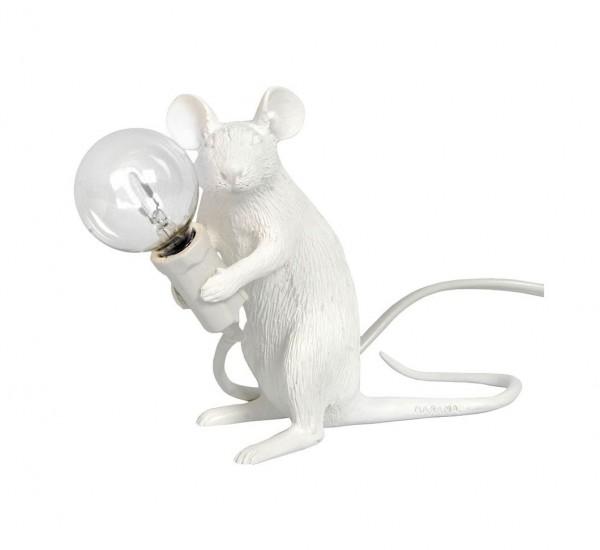 Купить Настольный светильник MOUSE LAMP SITTING - SELETTI