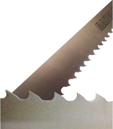 Биметаллическое ленточное полотно по металлу Bahco Sandflex Easy-cut 3857 (13-20-27-34 мм)