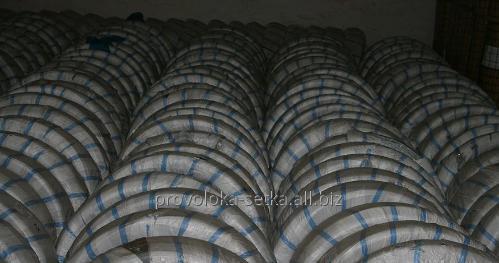Купить Проволока шпалерная высокоуглеродистая дм. 2,5мм, проволока для шпалер