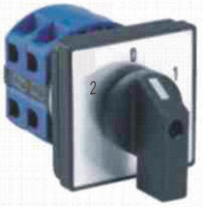 Переключатели  кулачковые типа ПКП ИЕК 1-0-2 щитовые  25, 32, 63, 125 А