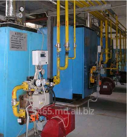 Котлы стальные водогрейные КСВа серия ВК-32, мощностью 1,0-4,0 МВт