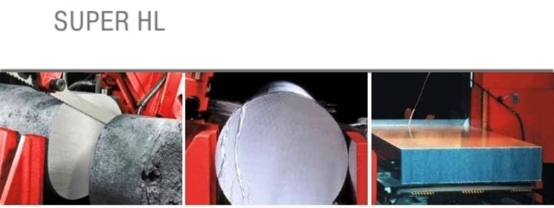 Пила стрічкова біметалічна AMADA Super HL