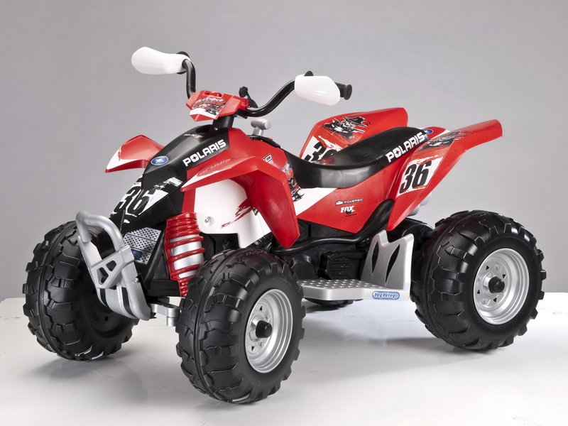 POLARIS OUTLAW Peg-Perego ATV buy in Kiev