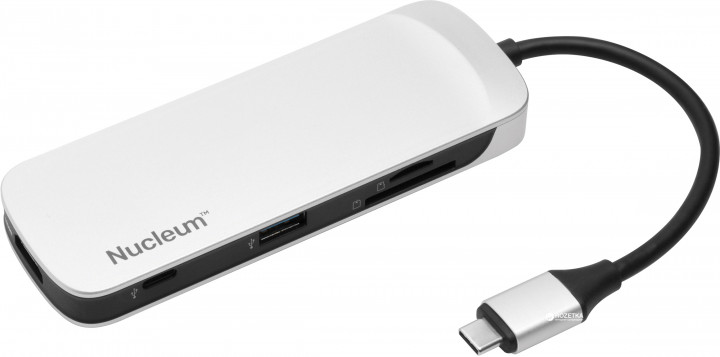 USB-хаб Kingston Nucleum USB 3.1 Type-C