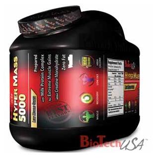 Купить Гейнеры, питание спортивное : Hyper Mass 5000 5 кг