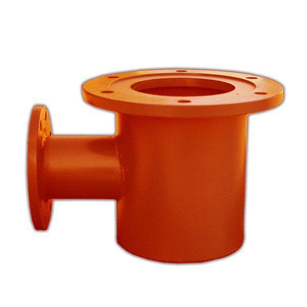 Купить Подставка под гидрант непроходная ППОФ Ду 250 мм